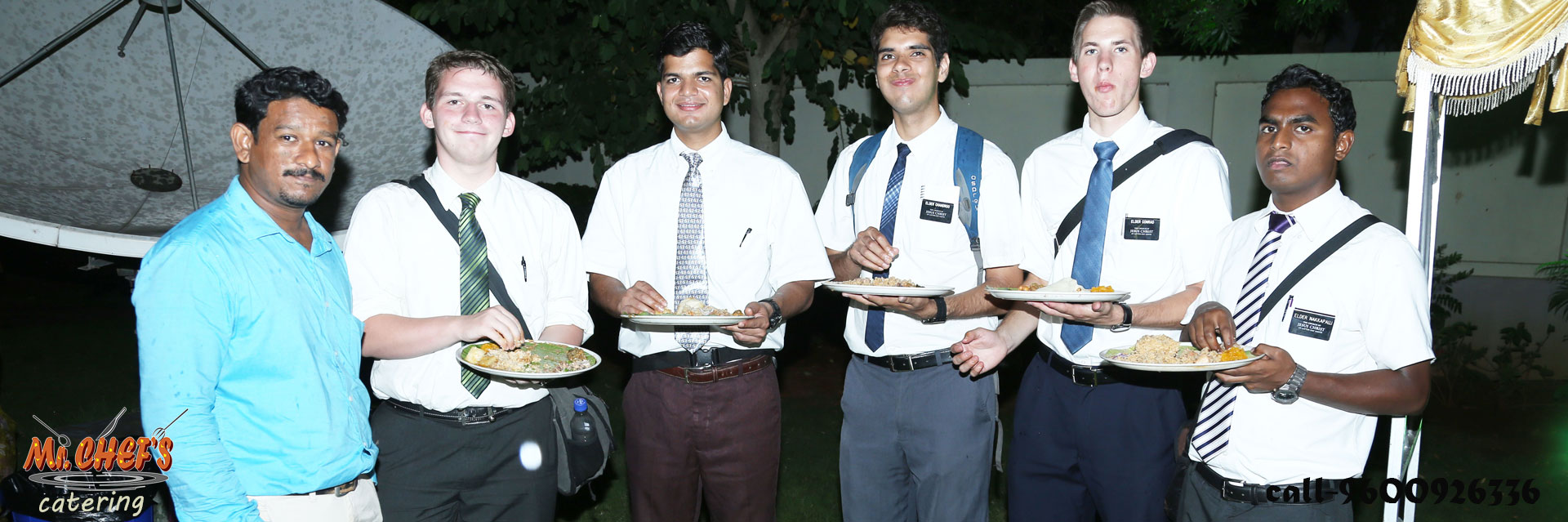 catering service in coimbatore
