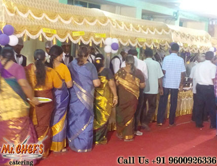 best marriage catering services in coimbatore