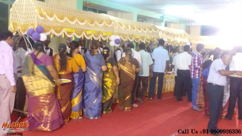 best catering services coimbatore ganapathy