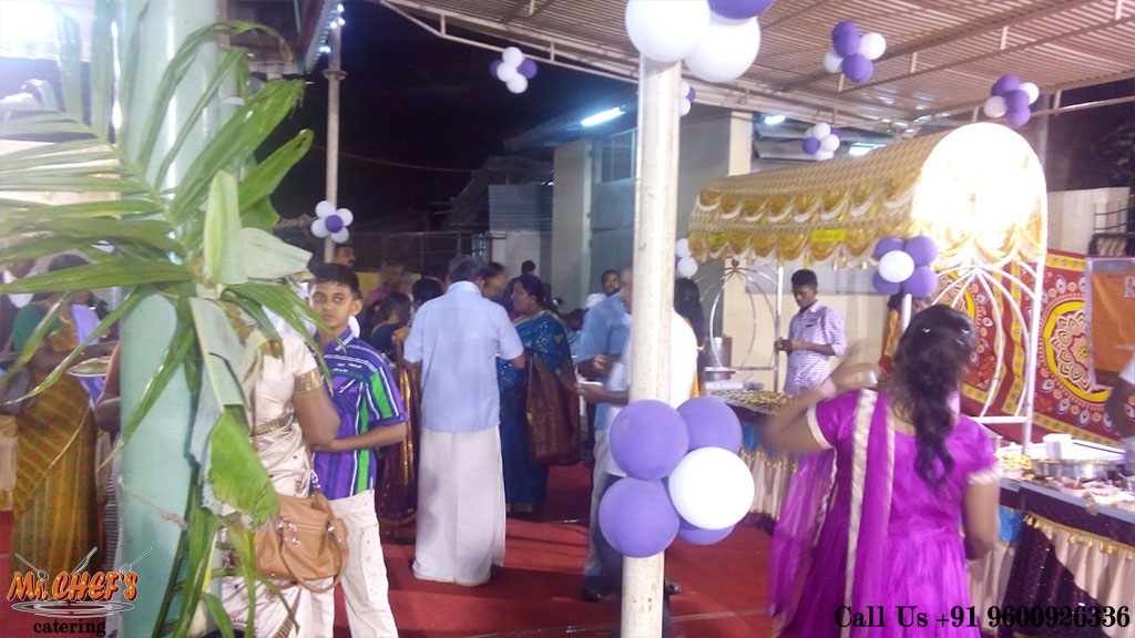 marriage catering services coimbatore ganapathy
