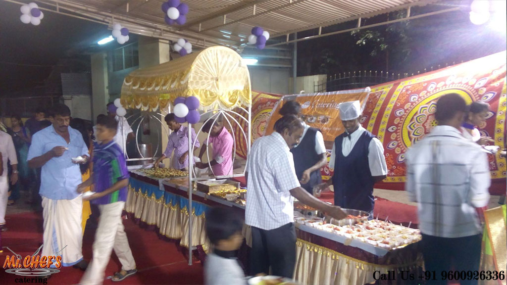 non veg catering services in coimbatore ganapathy