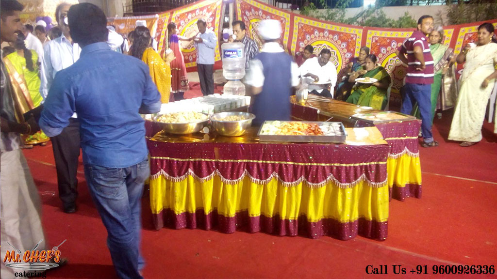 outdoor catering services in coimbatore ganapathy