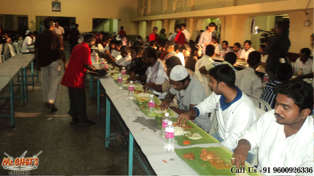 marriage catering services coimbatore