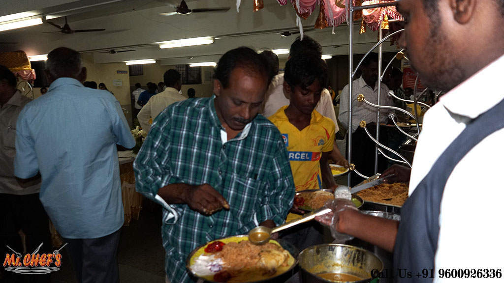 best marriage catering services coimbatore