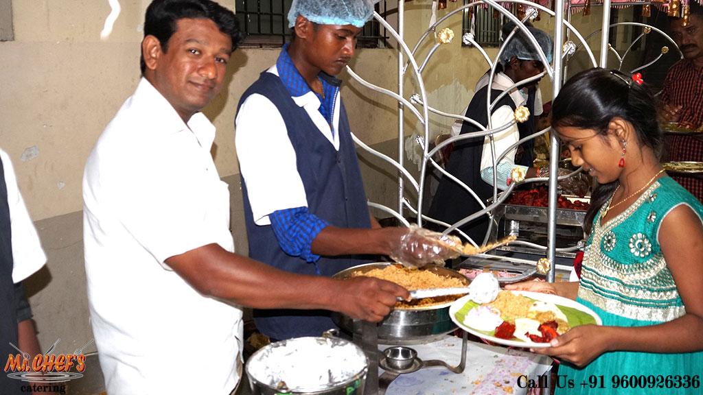 outdoor catering services in coimbatore