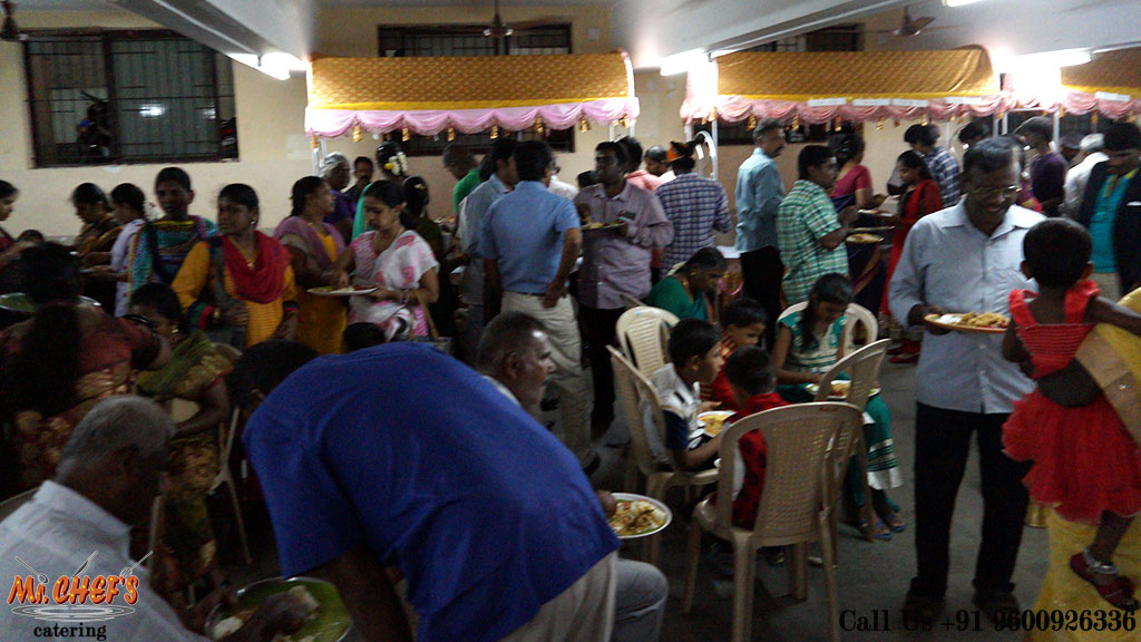 wedding catering services in coimbatore