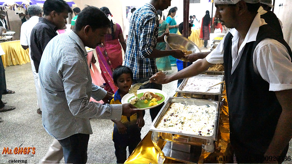 best catering services coimbatore ondipudur