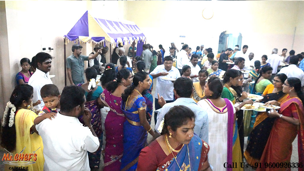 out door caterers in coimbatore
