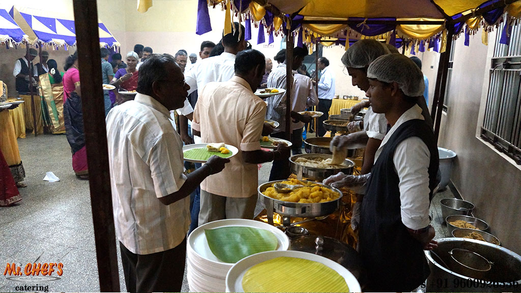 wedding catering services in coimbatore ondipudur