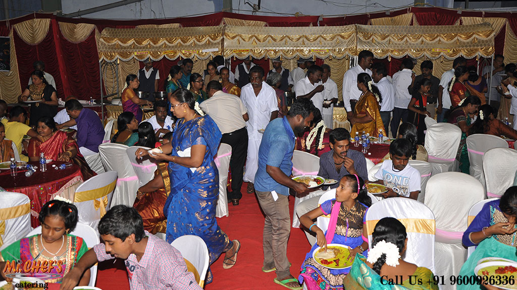 best catering services in coimbatore peelamedu