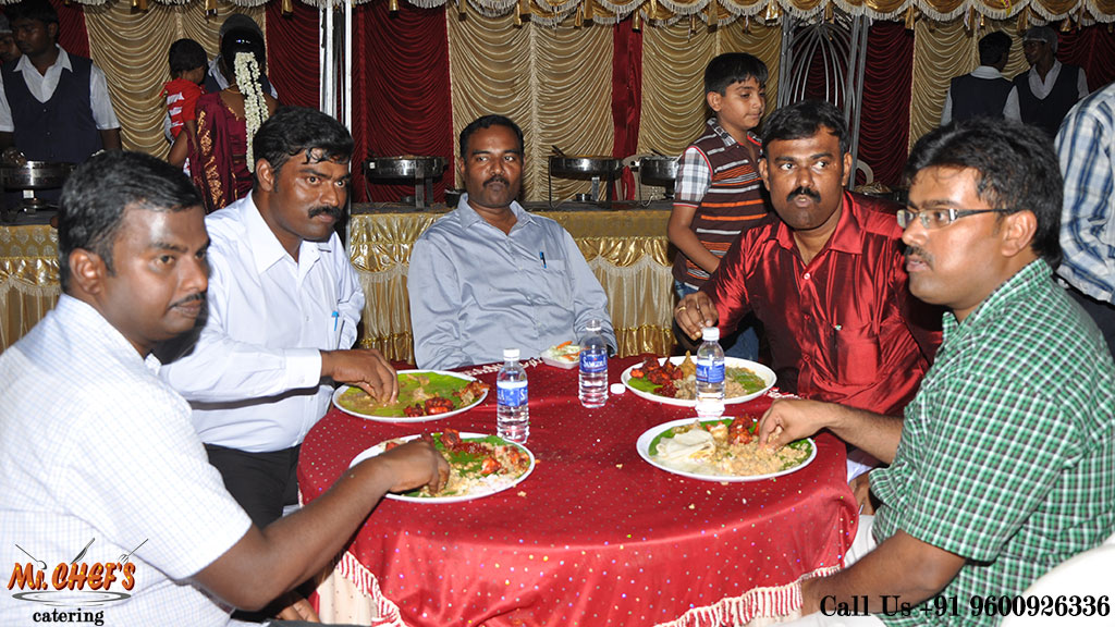 marriage catering services coimbatore peelamedu