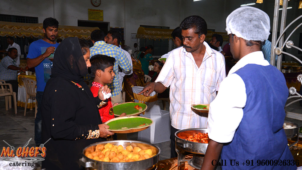 best marriage catering services in pollachi