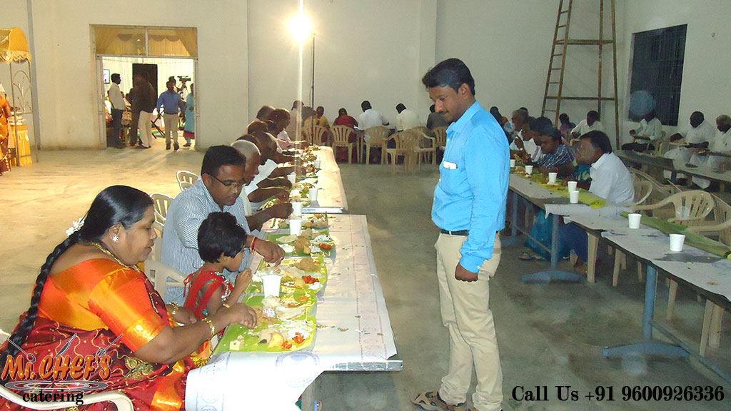 best non veg catering services in pollachi