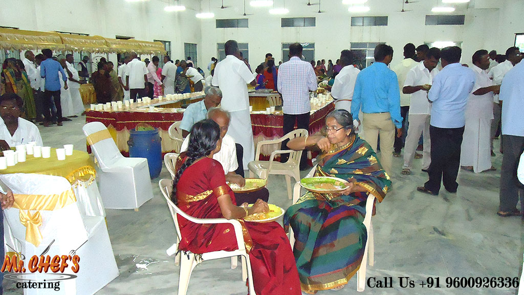 best veg catering services in pollachi