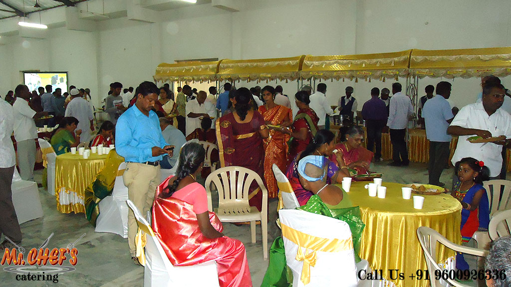 veg catering services in pollachi