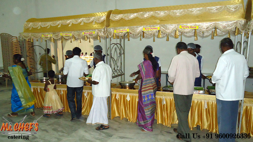 wedding catering services in pollachi