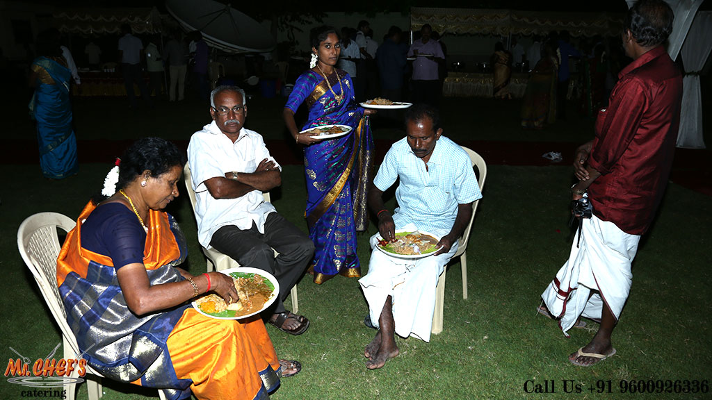 best non veg catering services in coimbatore