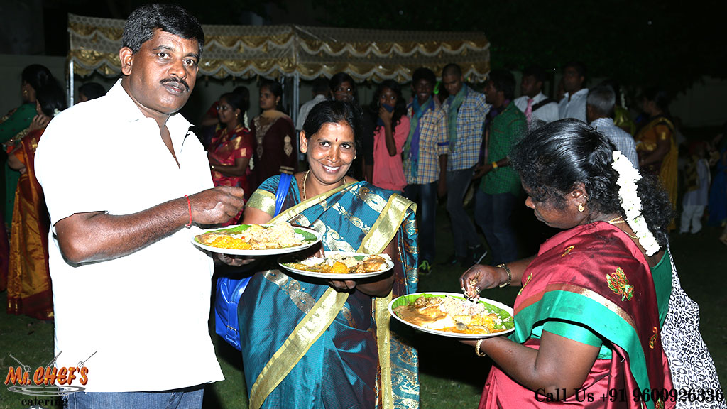 wedding catering services in coimbatore ramanathapuram