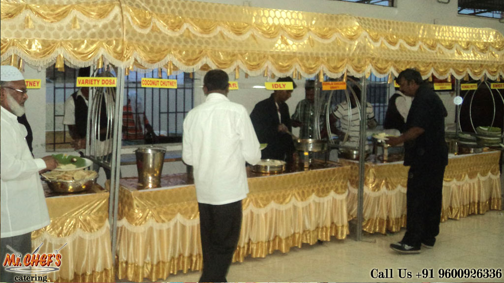 best catering services in coimbatore rspuram