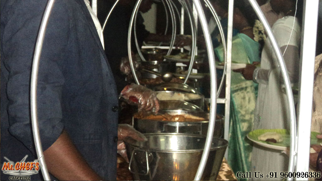 best marriage catering services coimbatore rspuram