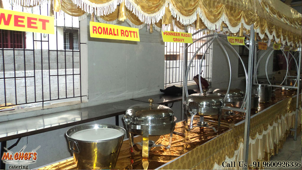 catering services in coimbatore rspuram