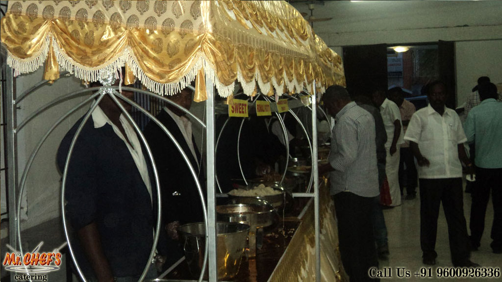 marriage catering services coimbatore rspuram
