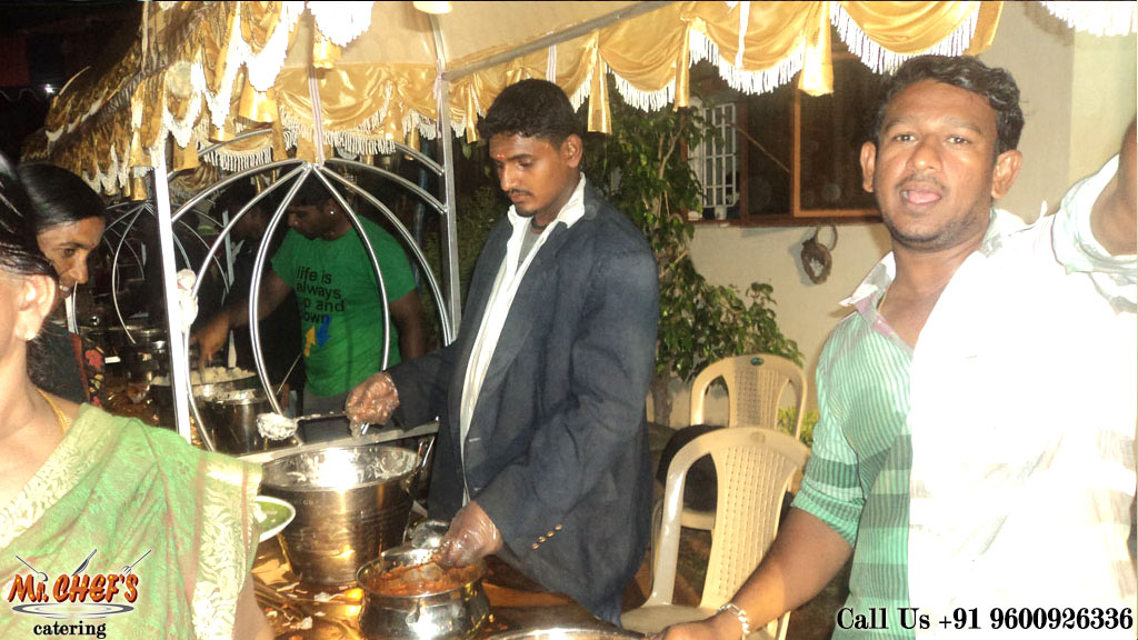 marriage catering services coimbatore saibabacolony