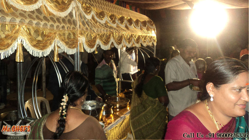 wedding catering services in coimbatore saibabacolony