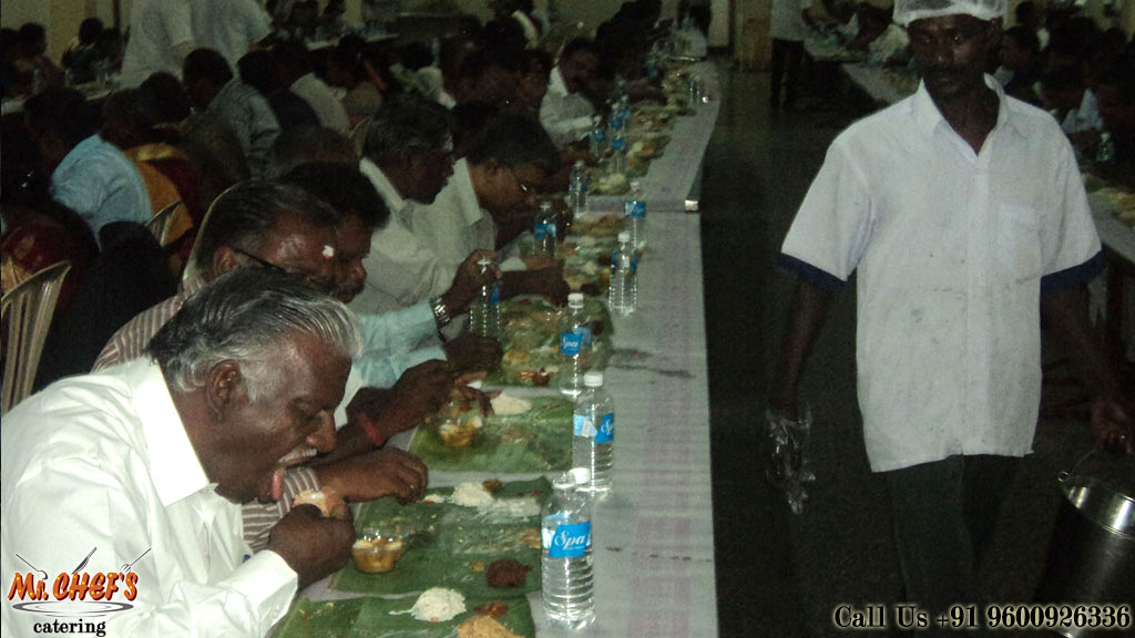 best marriage catering services coimbatore saravanampatti