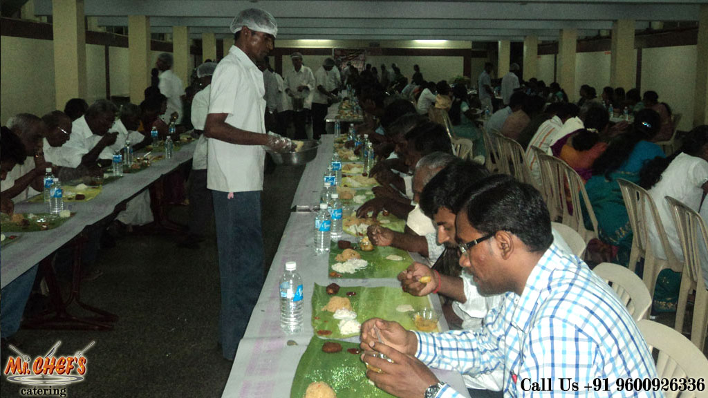 marriage catering services coimbatore saravanampatti